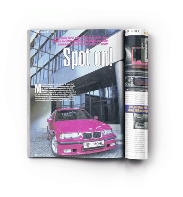 HiFi Mobil Magazin 3/96