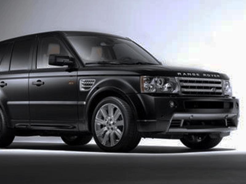 Auto HiFi Einbaubeispiel im Range Rover Sport