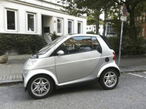 Smart Car-HiFi Einbaubeispiel von Finsterwalder Elektronik