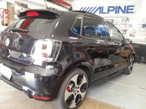 VW Polo R6 Car-HiFi Einbaubeispiel von Finsterwalder Elektronik