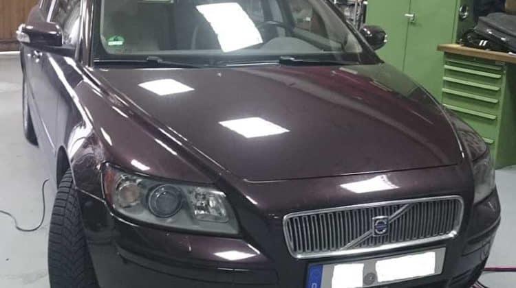 Car HiFi Volvo C50 Einbaubeispiel Sound System