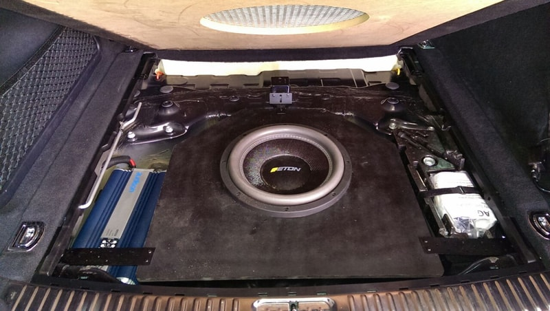 Autoradio Umrüstung Porsche Cayenne