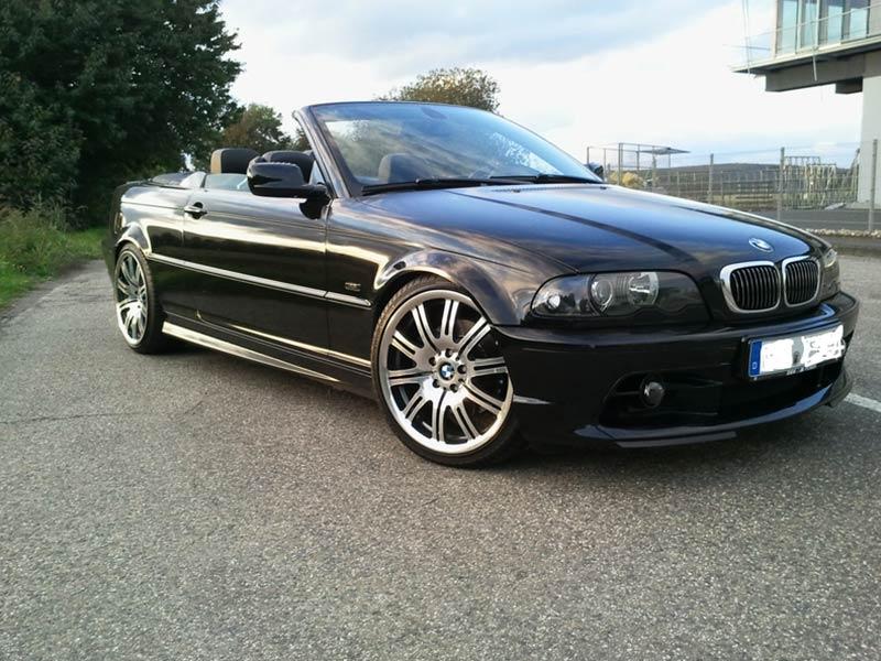 BMW E46 Car-HiFi Autoradio Einbaubeispiel